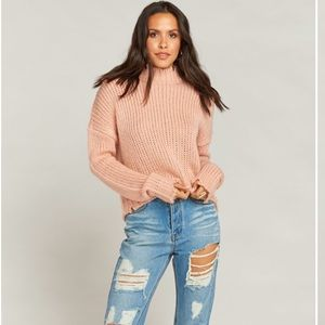 NWT Show Me Your MuMu pullover sweater